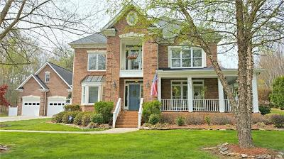 Single Family Home For Sale: 6353 Fox Chase Drive