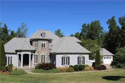 Lake Wylie Single Family Home For Sale: 5835 Morning Star Road