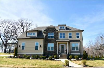 Waxhaw Single Family Home For Sale: 1307 Cuthbertson Road #4