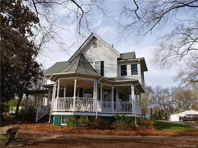Mount Pleasant Single Family Home For Sale: 8501 E Franklin Street
