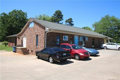 Kings Mountain Commercial For Sale: 606 York Road