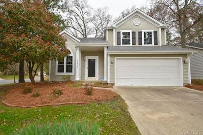 Single Family Home For Sale: 3601 Broad Oak Drive