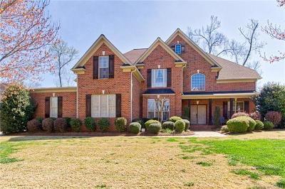Fort Mill Single Family Home For Sale: 827 Abilene Lane
