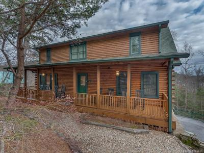 Lake Lure Single Family Home For Sale: 623 Quail Ridge Boulevard