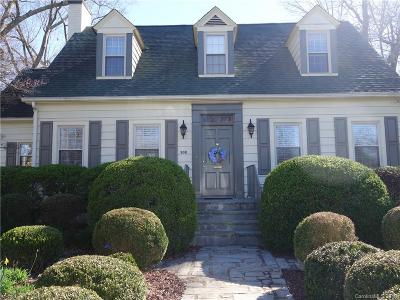 Single Family Home For Sale: 908 Hawthorne Road