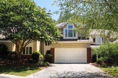 Charlotte Condo/Townhouse For Sale: 6623 Gaywind Drive