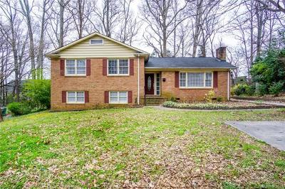Single Family Home For Sale: 2118 Archdale Drive
