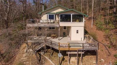 Brevard Single Family Home For Sale: 425 Arrowhead Ridge Road
