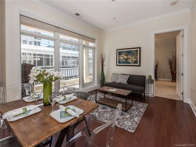 Condo/Townhouse Under Contract-Show: 230 S Tryon Street #310