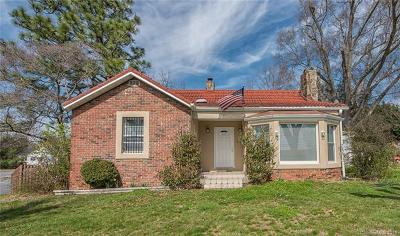 Hickory Single Family Home For Sale: 1240 SW 7th Avenue