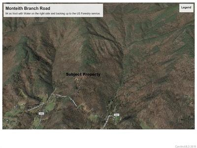 Residential Lots & Land For Sale: Monteith Branch