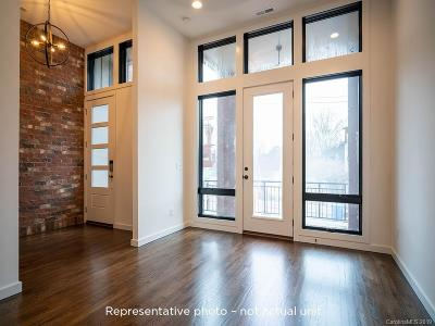 Condo/Townhouse For Sale: 2723 N Brevard Street #Unit 3