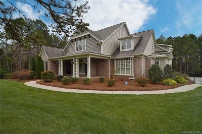 Mint Hill Single Family Home Under Contract-Show: 9202 Arlington Hills Drive