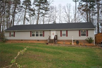 Stanly County Single Family Home Under Contract-Show: 13690 Saint Thomas Drive #60