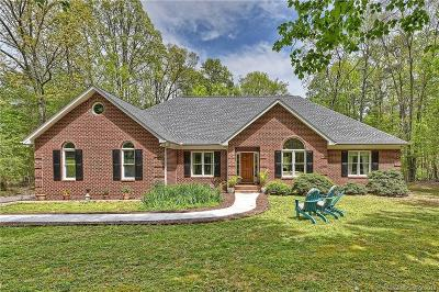 Single Family Home For Sale: 17412 Youngblood Road