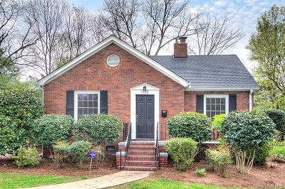 Single Family Home Under Contract-Show: 1332 Rollins Avenue
