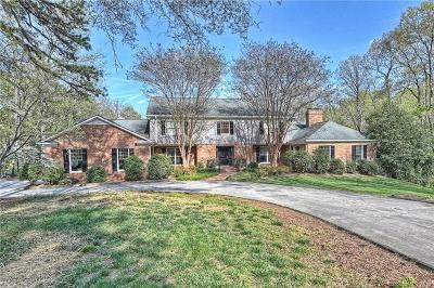 Cabarrus County Single Family Home For Sale: 37 Deal Street SE