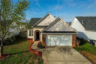 Indian Trail Single Family Home Under Contract-Show: 5811 Coral Ridge Lane