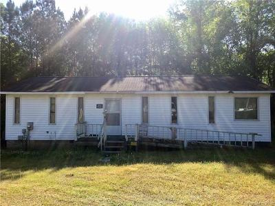 Anson County Single Family Home For Sale: 1055 Parson Grove Church Road