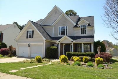 Mooresville Single Family Home For Sale: 104 Vance Crescent Drive #31