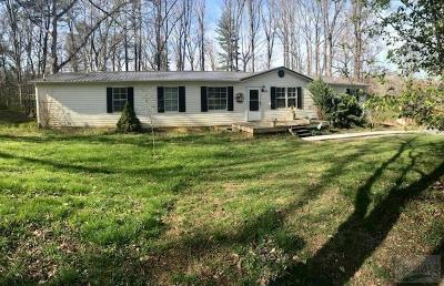 Caldwell County Single Family Home Under Contract-Show: 4953 Calico Road