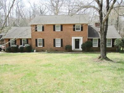 Single Family Home For Sale: 938 Sherwood Circle