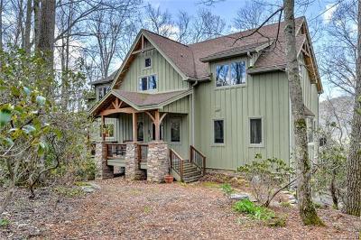 Fairview Single Family Home For Sale: 54 Rush Ridge Trail