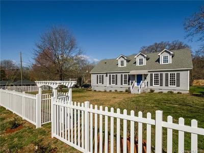 Single Family Home For Sale: 5601 Sardis Road #38