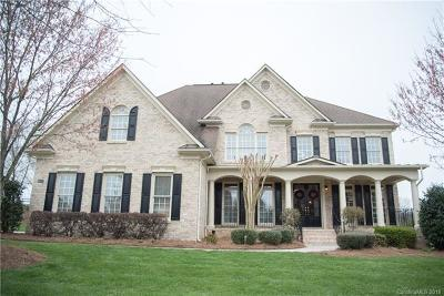 Huntersville Single Family Home For Sale: 9411 Wallace Pond Drive