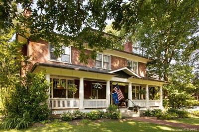 Asheville Single Family Home For Sale: 77 Kenilworth Road