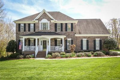 Mint Hill Single Family Home Under Contract-Show: 10724 Persimmon Creek Drive