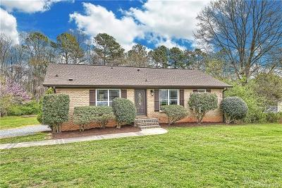 Mint Hill Single Family Home Under Contract-Show: 7460 Apple Creek Drive