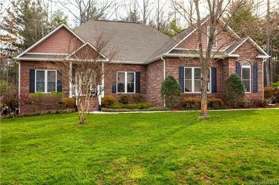 Hendersonville Single Family Home For Sale: 298 Tall Timbers Trail
