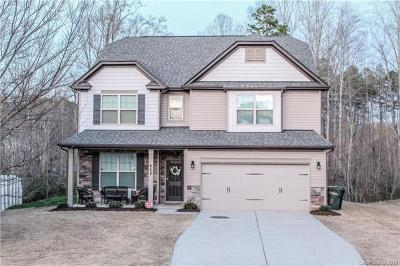 Cabarrus County Single Family Home For Sale: 452 Elaine Place