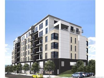 Asheville Condo/Townhouse For Sale: 45 Asheland Avenue #603