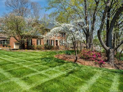 Mint Hill Single Family Home Under Contract-Show: 5200 Mintridge Road