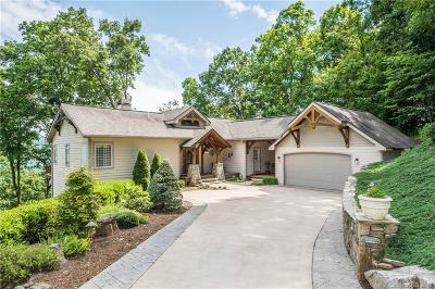 Waynesville Single Family Home For Sale: 695 Woody Lane