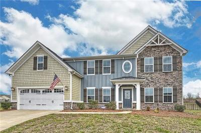 Indian Trail Single Family Home For Sale: 1013 Tolka Road #38