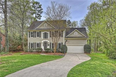 Cotswold Single Family Home Under Contract-Show: 300 Wonderwood Drive