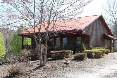 Lenoir Single Family Home For Sale: 2721 Setzers Creek Road
