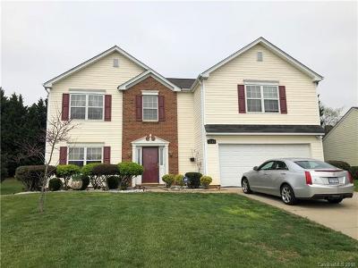 Charlotte Single Family Home For Sale: 2509 Liberton Court