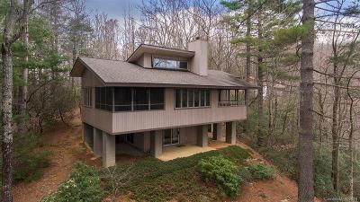 Pisgah Forest Single Family Home For Sale: 624 Three Mile Knob Road