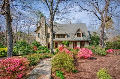 Tryon Single Family Home For Sale: 10 Hillswick Road