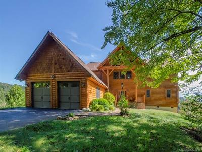 Waynesville Single Family Home For Sale: 249 Falling Glen Drive