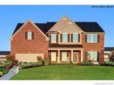 Fort Mill Single Family Home For Sale: 1732 Felts Parkway #106
