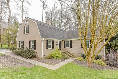 Barclay Downs, beverly woods, beverly woods east Single Family Home For Sale: 3948 Riverbend Road