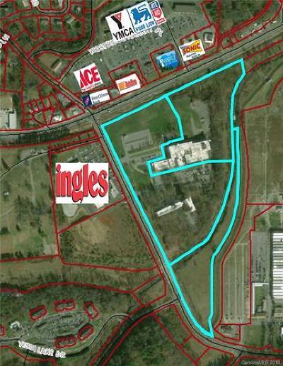 Candler NC Commercial For Sale: $8,750,000