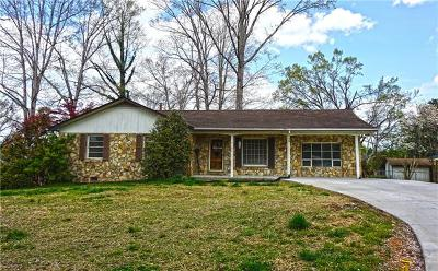 Caldwell County Single Family Home For Sale: 6704 Lakeview Terrace