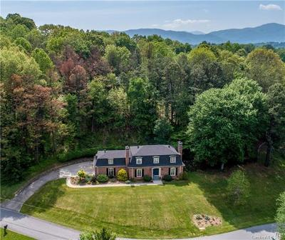 Waynesville Single Family Home For Sale: 34 Forest Park Drive
