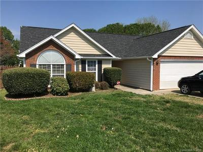Indian Trail Single Family Home Under Contract-Show: 1810 Travis Court
